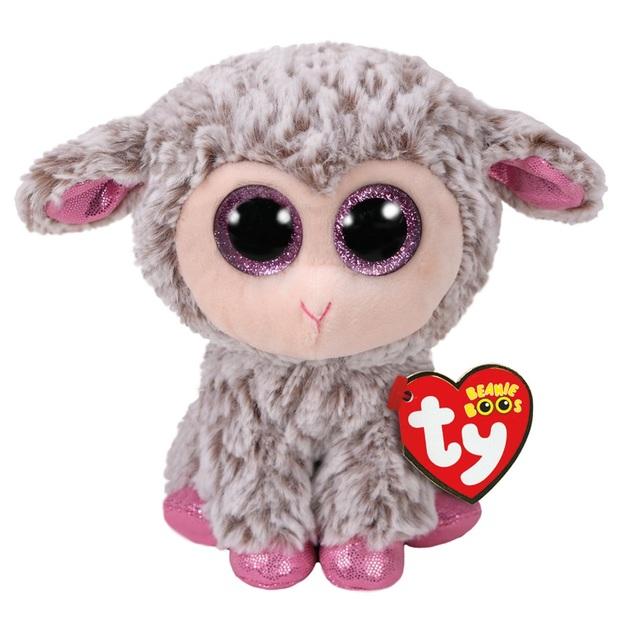 Ty Beanie Boo: Dixie Lamb - Small Plush