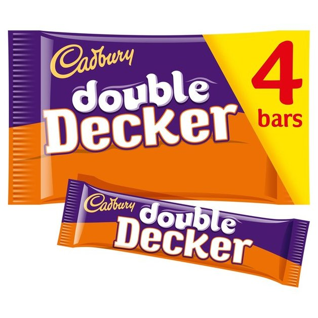 Cadbury Double Decker 4pk
