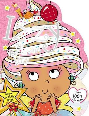 Izzy the Ice Cream Fairy Sticker Activity Book by Thomas Nelson image