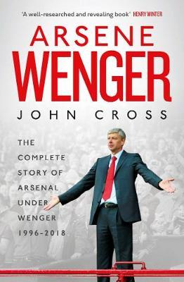 Arsene Wenger by John Cross image