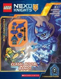 LEGO Nexo Knights: Clash, Boom, Bang! with Minifigure