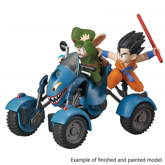Dragon Ball Mecha Collection: Oolong's Road Buggy - Model Kit