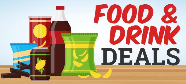 Food & Drink Sale