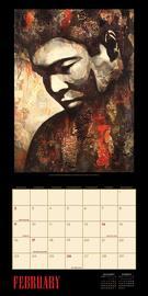 Shepard Fairey 2020 Square Wall Calendar image