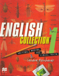 English Collection 1: Written, Spoken and Visual Texts by Bernhardt, Sandra image