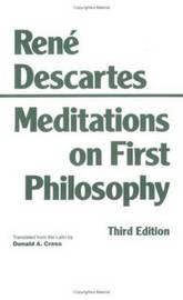 Meditations on First Philosophy by Rene Descartes image