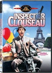 Inspector Clouseau on DVD