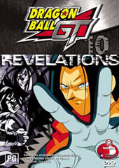 Dragon Ball GT Vol 10 - Revelations on DVD