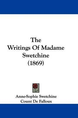 The Writings Of Madame Swetchine (1869) by Anne-Sophie Swetchine image
