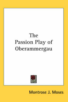 The Passion Play of Oberammergau image