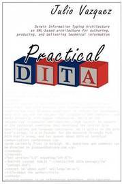Practical Dita by Julio Vazquez