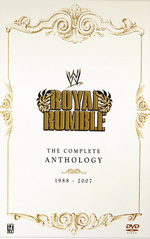 WWE - Royal Rumble: The Complete Anthology - 1988-2007 (20 Disc Box Set) on DVD