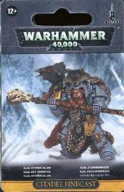 Warhammer 40,000 Njal Stormcaller