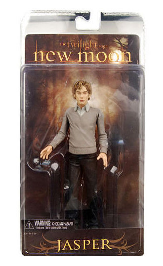 Twilight New Moon Series 2 Action Figure - Jasper Hale