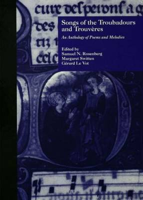Songs of the Troubadors and Trouveres: Anthology of Poems and Melodies image