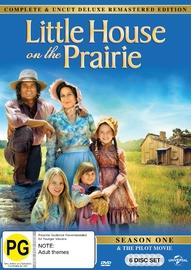 Little House On The Prairie - Season One Digitally Remastered Edition (6 Disc Set) on DVD