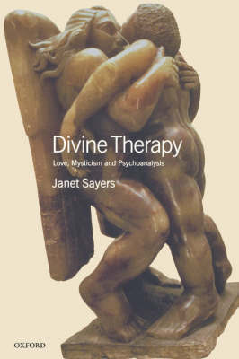Divine Therapy by Janet Sayers image