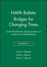 Bridges for Changing Times by Linda A. Bennett image