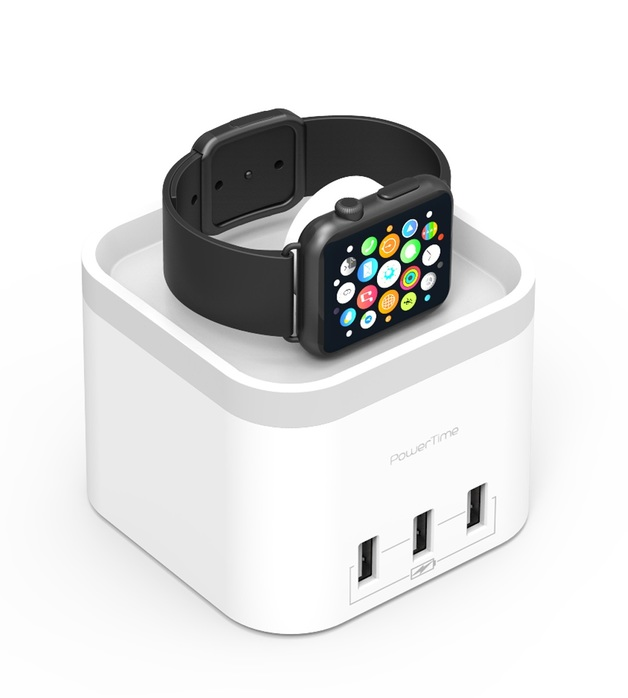 mbeat: Power Time - Apple Watch Charging Dock