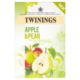 Twinings Apple & Pear Fruit Tea (20 Bags)