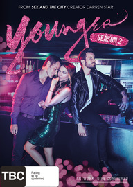 Younger - Season Three DVD