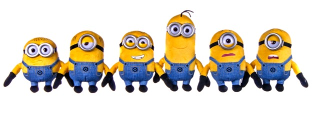 Despicable Me 3 - Minion Plush (Assorted)