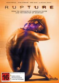 Rupture on DVD