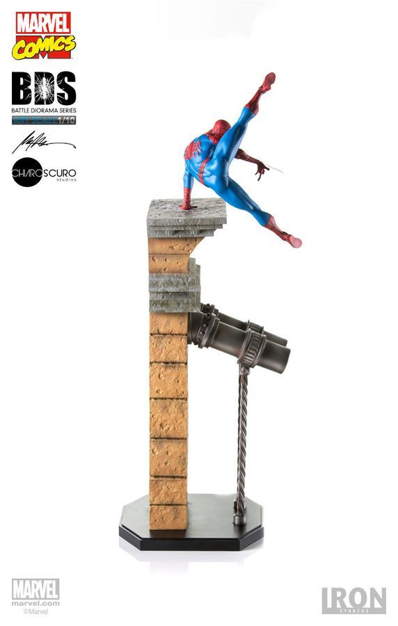 Marvel: Spider-Man - 1:10 Scale Statue image