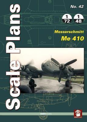 Scale Plans 42: Messerschmitt Me 410 image