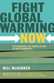 Fight Global Warming Now by Bill McKibben image