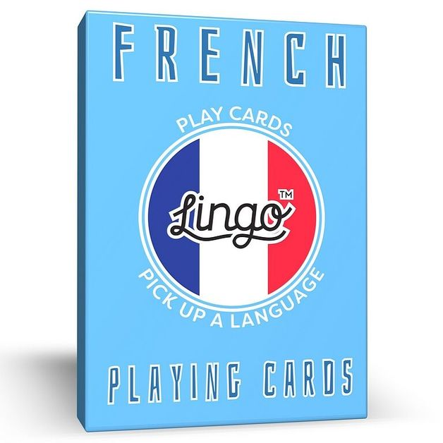Lingo Cards: French