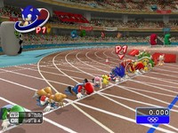 Mario & Sonic at the Olympic Games for Nintendo Wii image