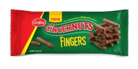 Griffins: Chocolate Gingernut Fingers (180g)