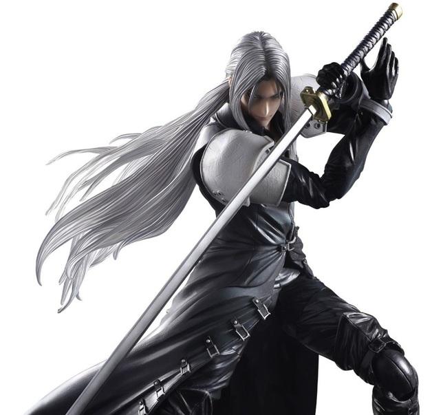 Final Fantasy VII Advent Children: Sephiroth - Play Arts Kai Figure