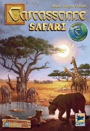 Carcassonne: Safari - Board Game