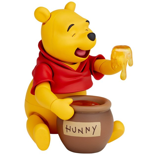 Disney Revoltech: Winnie the Pooh - Articulated Figure