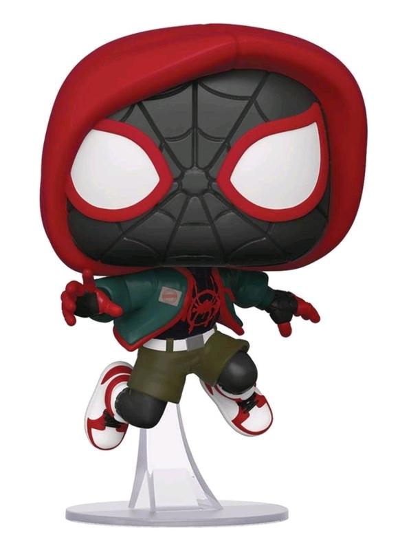 Spider-Man: ITSV - Miles Morales (Casual) Pop! Vinyl Figure