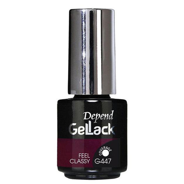 Gellack Nail Polish - 447 Feel Classy