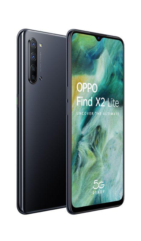 OPPO Find X2 Lite (128GB/8GB RAM) - Moonlight Black