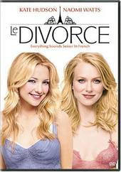 Le Divorce on DVD
