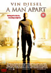 A Man Apart on DVD