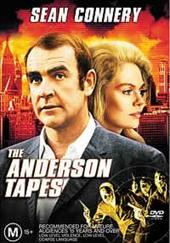 The Anderson Tapes on DVD