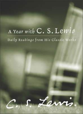 A Year with C. S. Lewis by C.S Lewis image