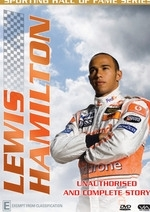 Lewis Hamilton - Unauthorised And Complete Story (Sporting Hall of Fame Series)  on DVD