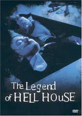 The Legend of Hell House on DVD