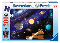 Ravensburger 200 Piece Jigsaw Puzzle - The Solar System