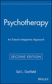 Psychotherapy by Sol L. Garfield image