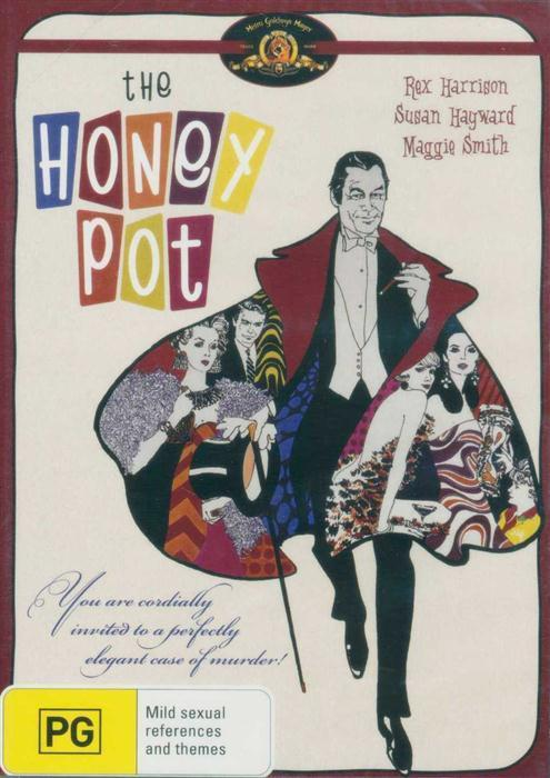 The Honey Pot on DVD image