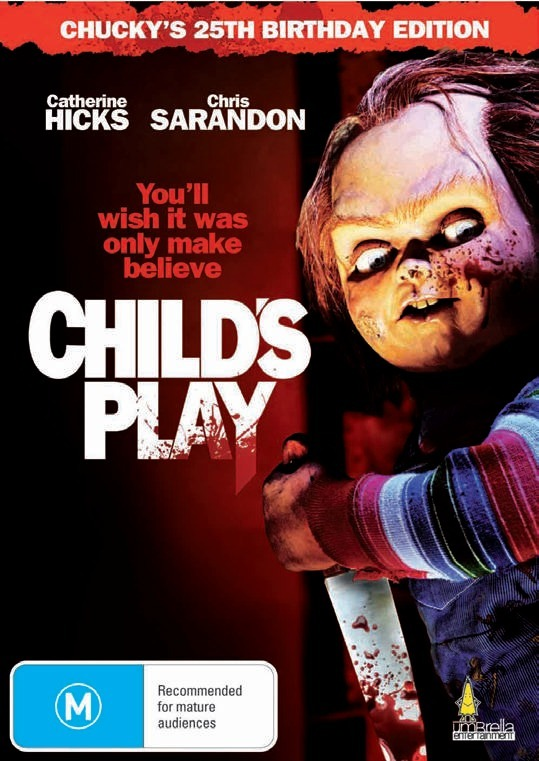 Child's Play on DVD