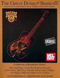 The Great Dobro Sessions: A Gathering of Resophonic Pickers image